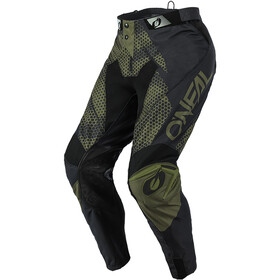 O'Neal Mayhem Lite Pantalon Homme, covert-black/green